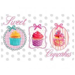 Prostírání Sweet Cupcakes 28.5x44 cm