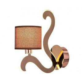 Nástěnné svítidlo Ambrosia Copper