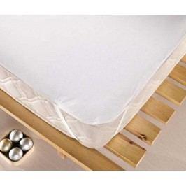 Nepromokavý chránič matrace Pure White 160x200 cm