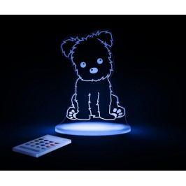 Dětská noční lampička Puppy