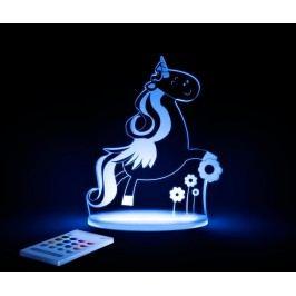 Dětská noční lampička Unicorn