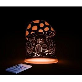 Dětská noční lampička Toad