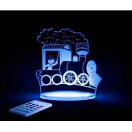 Dětská noční lampička Train