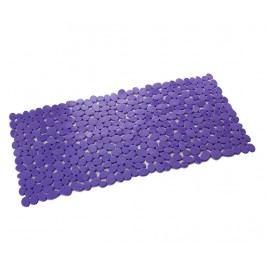 Koupelnová předložka Pebble Purple 35x70 cm