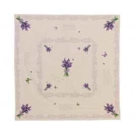 Ubrus Lavender 140x140 cm