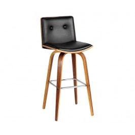 Barová židle Marvin Black