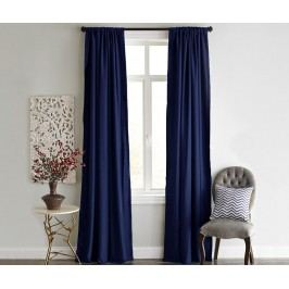 Závěs Daisy Dark Blue 140x240 cm