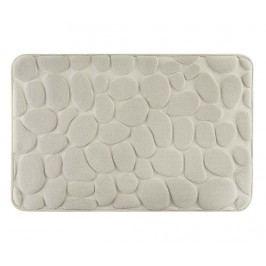 Koupelnová předložka Pebble Cream 50x70 cm