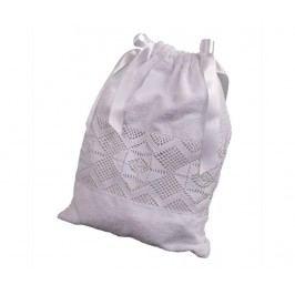 Sáček na spodní prádlo Lacy White