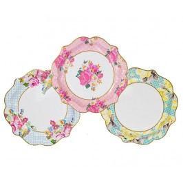 Sada 12 jednorázových talířů Truly Scrumptious