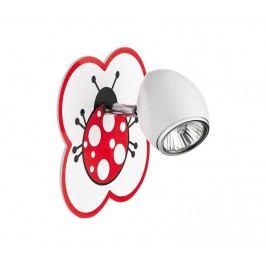 Nástěnné svítidlo Cute Ladybug