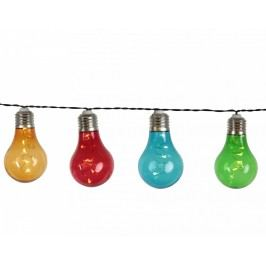 Venkovní světelná girlanda Party Colors