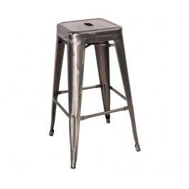 Barová židle Fair Silver