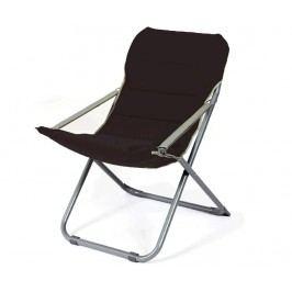 Skládací venkovní židle Arvilla Black