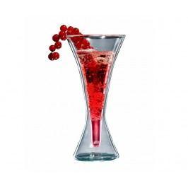 Sada 6 sklenic na koktejl Bloo Kir Royal 240 ml