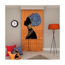 Závěs Africa Right 140x250 cm