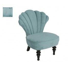 Křeslo Rosalie Light Turquoise