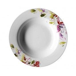 Hluboký talíř Clasico Floral