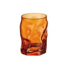 Sklenice Sorgente Orange 300 ml
