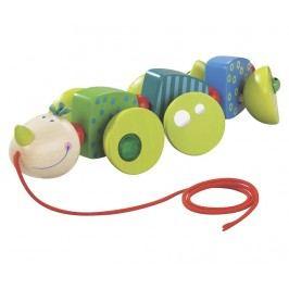 Tahací hračka Cory Caterpillar