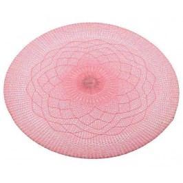 Sada 6 prostírání Flower Pink 38 cm