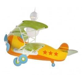 Závěsná lampa Plane Orange