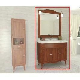 Třídílná sada nábytku do koupelny Daiana Noce