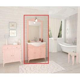 Třídílná sada nábytku do koupelny Perla Pink Koupelnové skříňky