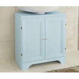 Skříňka pod umyvadlo Copricolonna Light Blue