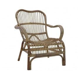 Venkovní židle Ethel Brown Grey