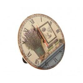 Stolní hodiny Lavender