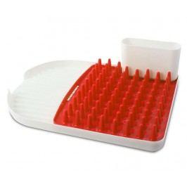 Odkapávač na nádobí Colori Red