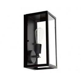 Nástěnné svítidlo Telaio Box Black
