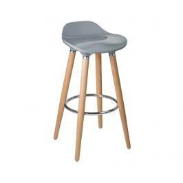 Barová židle Viborg Grey