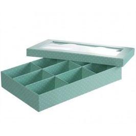 Krabice s víkem Sara Dots Mint