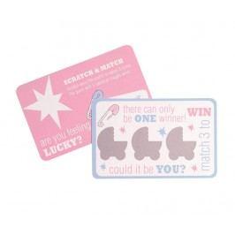 Sada 10 herních karet Tiny Feet
