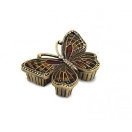 Šperkovnice Amber Butterfly