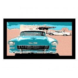 Vchodová rohožka Chevrolet 40x70 cm