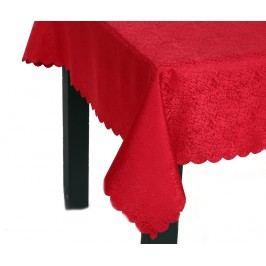 Ubrus Pure Red 150x220 cm