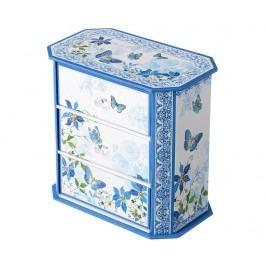 Šperkovnice Blue Blossom Drawers