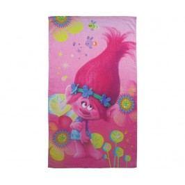 Ručník Trolls Poppy 70x120 cm