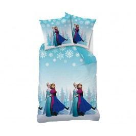 Ložní povlečení Single Ranforce Frozen Forest Maxi