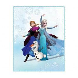 Pléd Frozen Enjoy 110x140 cm