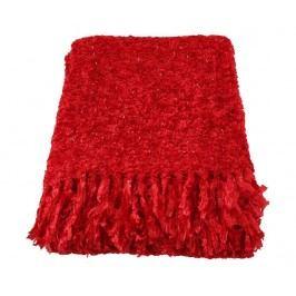 Deka Glitter Red 150x200 cm