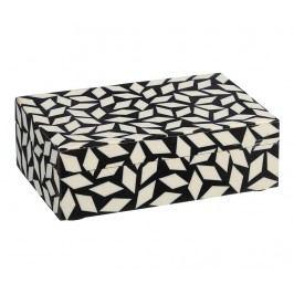 Krabice s víkem Calvin Black & White S