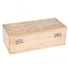 Krabice s víkem Oriente