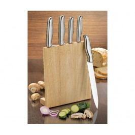 Sada 5 nožů, stojan a 2 prkénka Corona