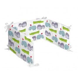Chránič na postýlku Hippo 40x210 cm Povlečení pro děti