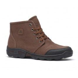 Pánské kotníkové boty Aventure Marron 40