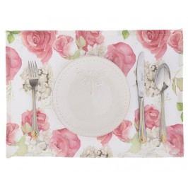 Sada 2 prostírání Flowery Pink 33x45 cm